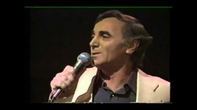 Charles Aznavour — Être (1973)