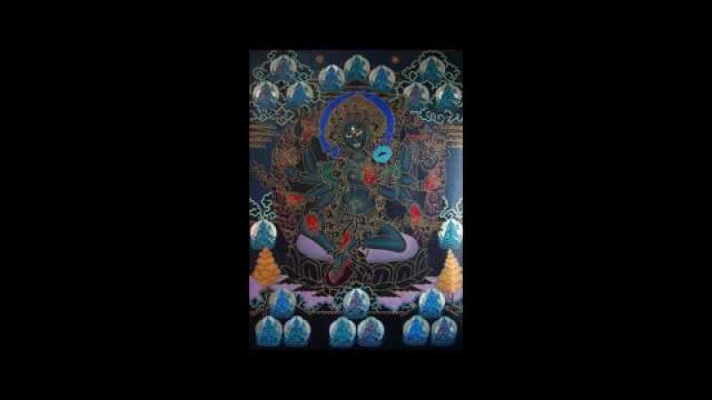 Защитная, великая мантра Черной Тары от любого зла и улучшает карму.
