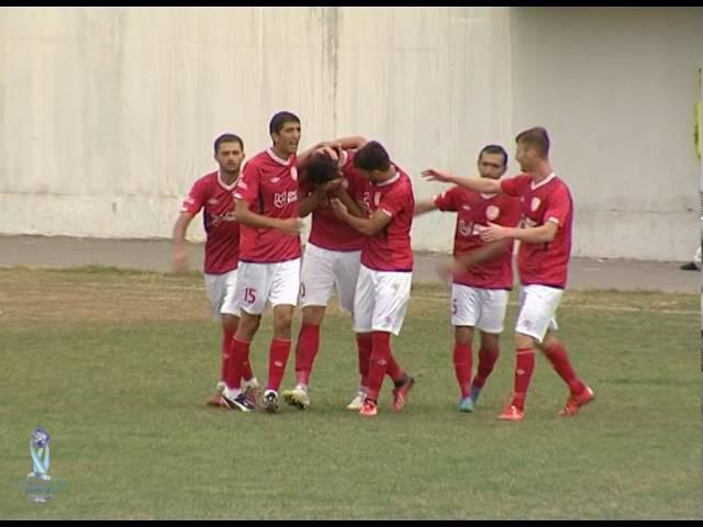 Azərbaycan Kuboku, 116 final, Şəmkir 1-2 Qaradağ Lökbatan
