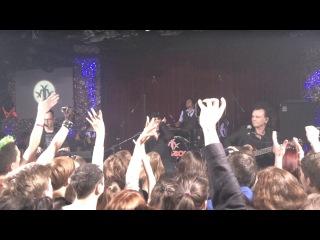 The Matrixx (Матрикс) - Никто не выжил (28 декабря, Москва, 16 Тонн)