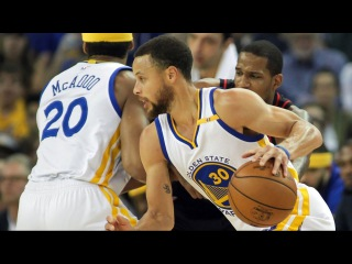 Houston Rockets vs Golden State Warriors - Full Game Highlights | March 31 2017 | 2016-17 NBA Season