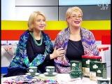 Светлана Шваб и Елена Ковалева, владелицы магазина Павлопосадские платки в Минске