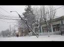 По вулиці Винниченка впало дерево та Чкалова електроопори Рух перекрито Чернівці