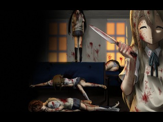 K-ON : The Horror Remake