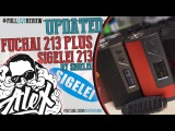 UPDATED  Fuchai 213 Plus 223W &amp Leather Sigelei 213 l by Sigelei