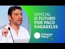 Paco Ragageles: Em breve, viveremos num mundo sem emprego [Especial | Campus Party 2016]