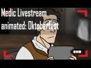 Medic Livestream animated Oktoberfest