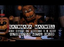 [Sayonara Maxwell] Five Nights at Freddy's 2 - Song [Alternative Metal cover by Mia Rissy]