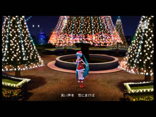 Project DIVA F 2nd - ジングルベル (Jingle Bells) [Miku, Len Luka] EDIT PV
