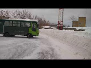 Экзамен в Гаи Автобус Пермь