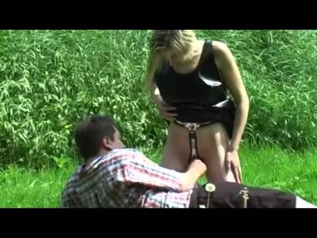 Pornodialog - Keuschheitsgürtel
