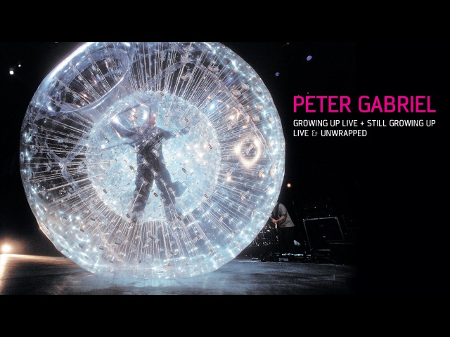 Peter Gabriel - Sky Blue (Growing Up Live)