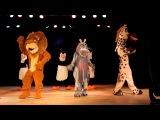 Madagascar Show Promo #SBA