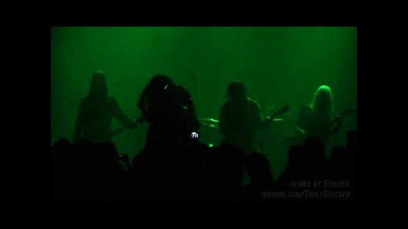 ATONISMEN - Live in Opera Club | St. Petersburg | 01.10.2016