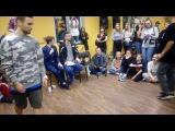 You la battle  14 Hip Hop  Санёк vs Beka Nimble