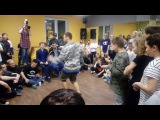 You la battle  Hip Hop Selection  Санёк