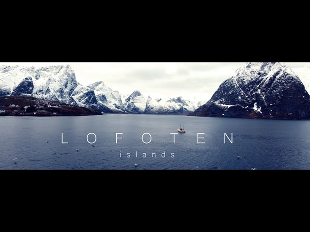 Lofoten Islands / miska.travel (4K)