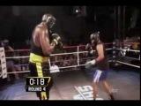Shaquille O'Neal vs Oscar dela Hoya Boxing Match
