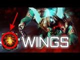 EPIC AEGIS & ROSHAN SNATCH BY WINGS VS. OG DOTA 2
