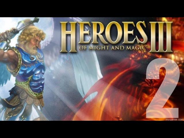Heroes Of Might And Magic 3 Era 2 Wog HD - Нашествие Варваров Часть 2 Vigilant PLAY dj Vigilant