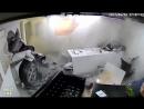 ДТП Въехал в офис Жесть авария