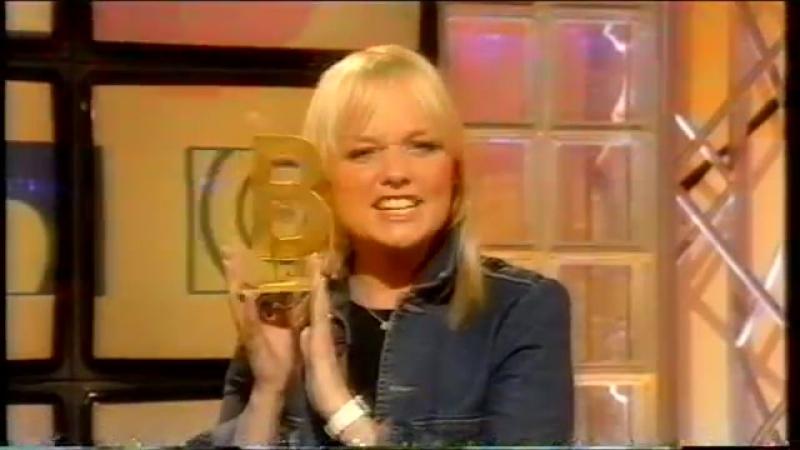 Emma Bunton - Interview On CBBC 30.11.2001