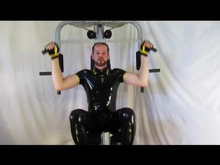 Rubber Sweat Workout