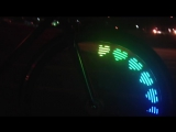 M210 Monkey Light Ночная поездка по Сан-Франциско