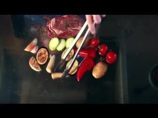 Приготовление стейка с шеф-поваром, Radisson Blu Ереван