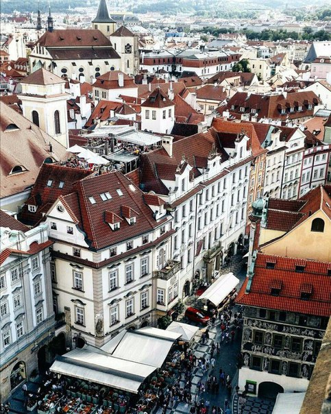 Краски Праги, Чехия