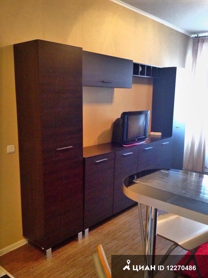 Квартира-студия почти 25 м в Санкт-Петербурге.