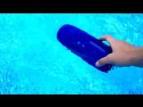 Колонка + тест водонепроницаемости!