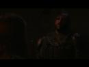 Игра Престолов - Во время Битвы на Черноводной. Санса Старк и Сандор Пес Клиган. Этот мир построен убийцами.