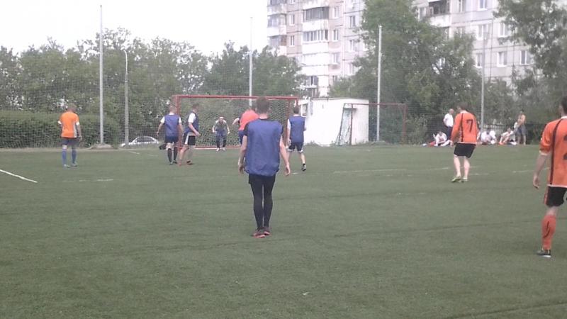 Летний Чемпионат Края 8х8. Лига 2. Упакс Юнити-Molotov-3:1. 2тайм