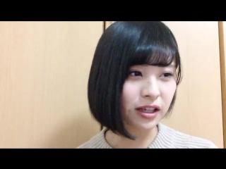 20170208 Showroom Sato Shiori