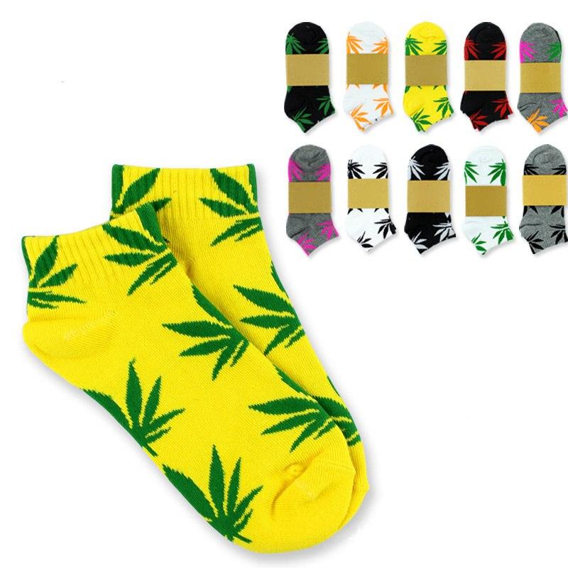 короткие носки с марихуаной