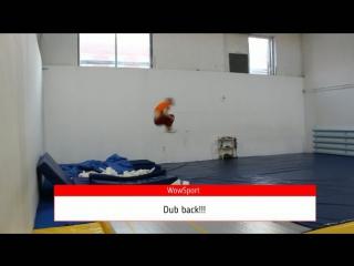 dub back wowsport