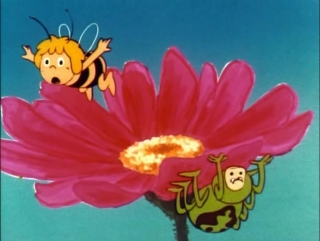 Пчелка Майя (1 сезон 8 серия из 52) Австрия, Япония, Германия (ФРГ). 1975