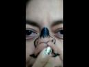 Прикольный танец носом