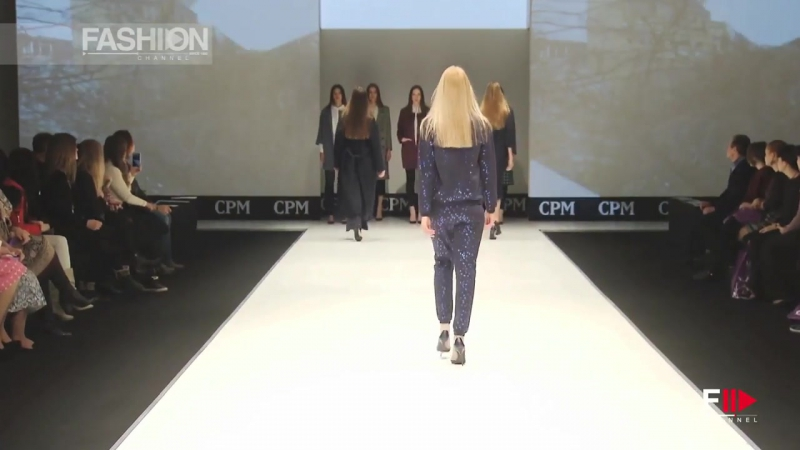 UNQ CPM Moscow Fall 2016 2017 by Fashion Channel