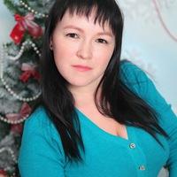 Анкета Катя Антошина