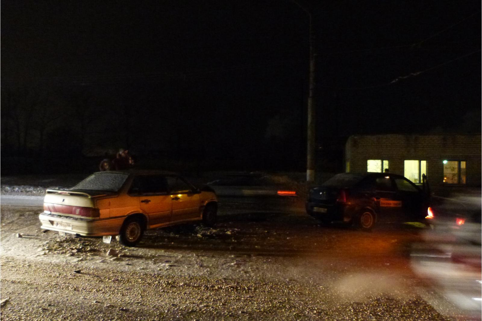 ВКурске 18-летний шофёр такси стал виновником трагедии сшестью пострадавшими