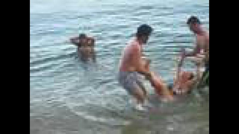 DeepBLUE on the beach ....