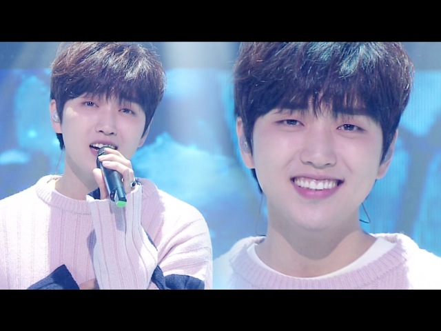 《Comeback Special》 SANDEUL (산들) - Stay as you are (그렇게 있어줘) @인기가요 Inkigayo 20161009 кфк