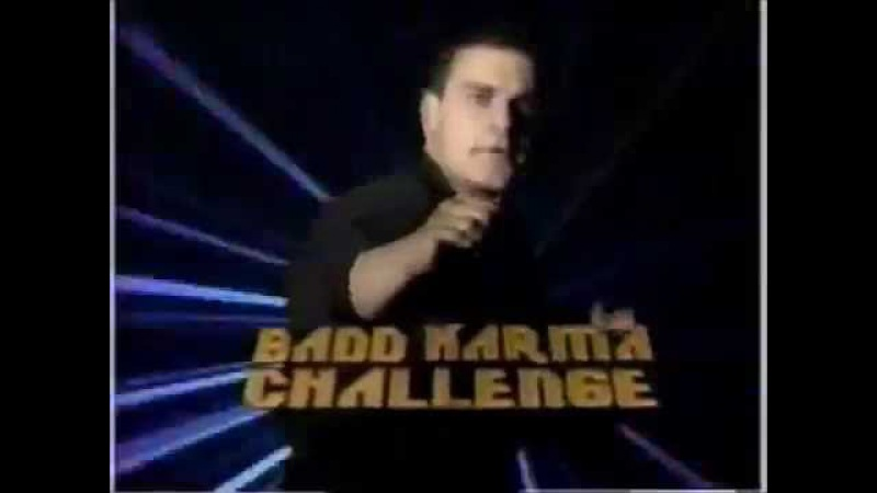 BADD KARMA — FIGHT ZONE
