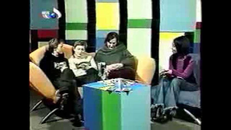 Ночные снайперы в телепередаче Контакт, 2001