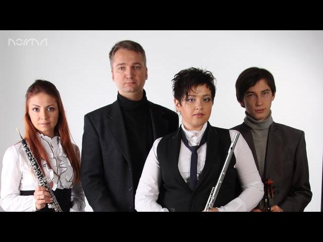 NORMA BAND Santa Primavere - живая музыка Харьков 2017