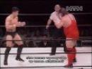 Первый бой Гари Олбрайта против Нобухико Такады. Бушидо (Gary Albright vs Nobuhiko Takada)