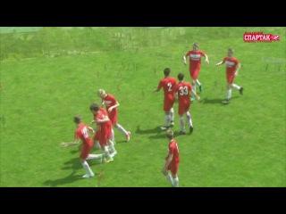 Локомотив - Спартак (2003 г. р.) 0:2