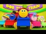 боб поезд  палец семьи  песня для детей  Bob The Train  Finger Family  Nursery Rhyme For Kids
